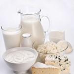 latte formaggio e latticini