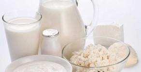 Latte, formaggio e latticini in una dieta dimagrante